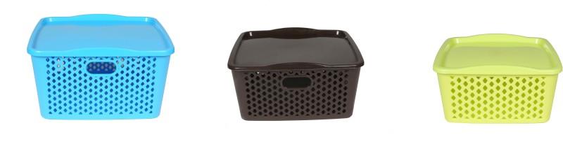 CSM Storage Basket(Pack of 3)