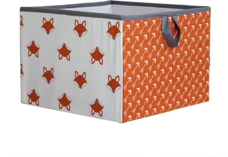 Bacati PFOGGSLB Storage Box(Orange)