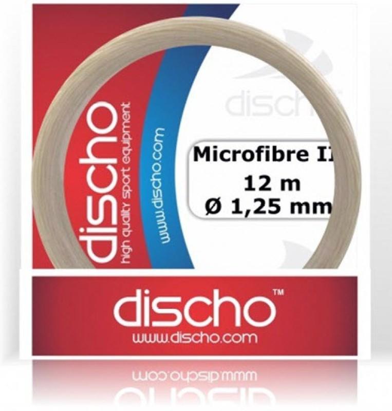 Discho Microfibre - Single Racquet Tennis String 1.30 Tennis String - 12 m(Beige)