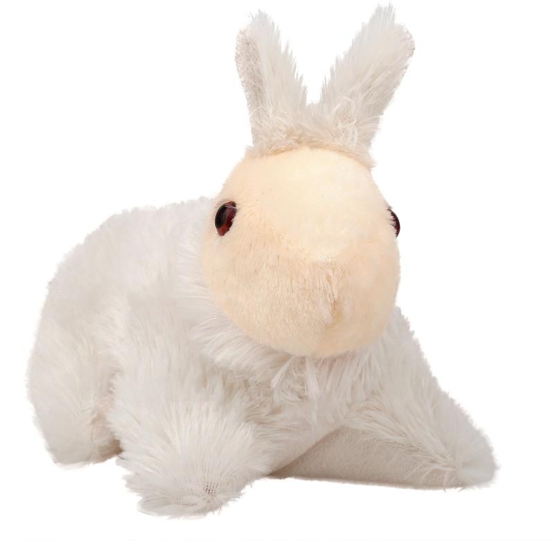 Archiecs White Plush Stuffed Toy (Rabbit) - 7 cm(White)