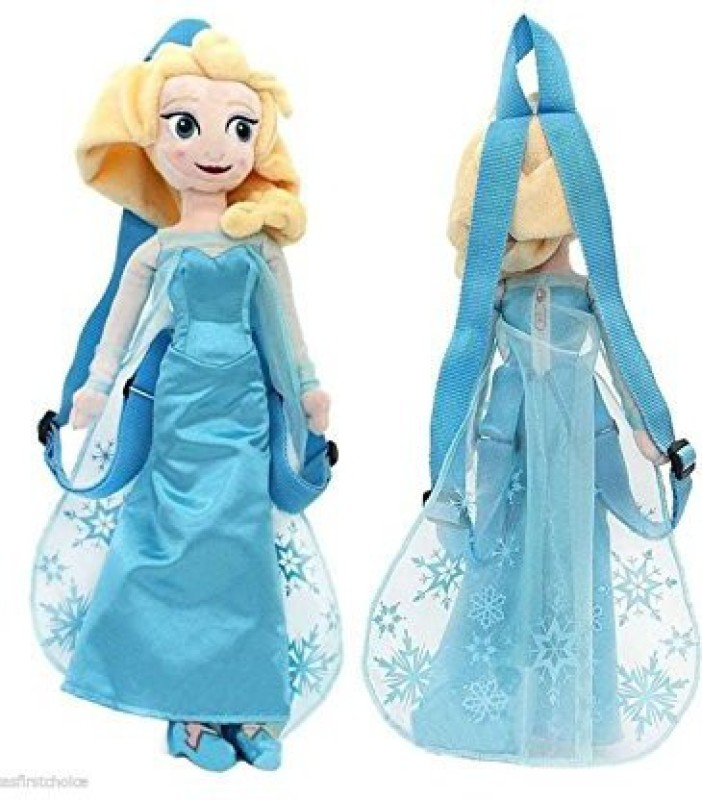 Soft Toys - Anna, Elsa, Snowman... - toys_school_supplies