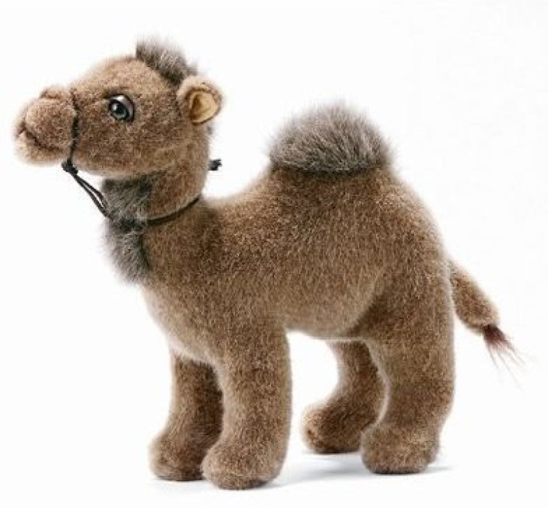 Hansa Young Camel Plush9(Brown)