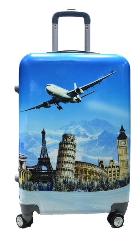 Texas USA EP9L Cabin Luggage - 20 inch(Blue)
