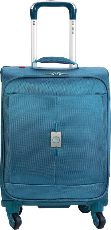 Delsey Passage Cabin Luggage - 21 inch(Blue)