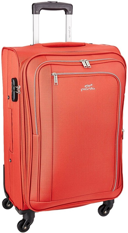 Pronto MADRID Expandable Check-in Luggage - 28 inch(Red)