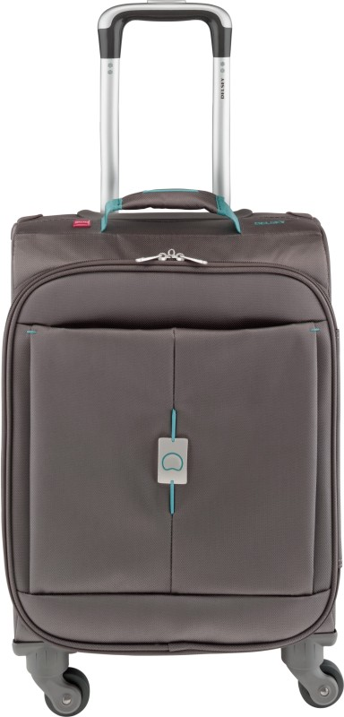Delsey Passage Cabin Luggage - 21 inch(Brown)