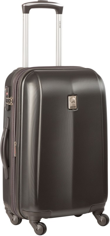 Delsey Extendo 3 Expandable Cabin Luggage - 20 inch(Grey)