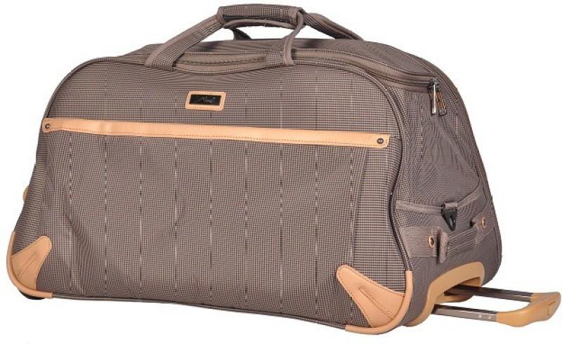 EUROLARK INTERNATIONAL WALLSTREET DFT Expandable Check-in Luggage - 23 inch(Beige)