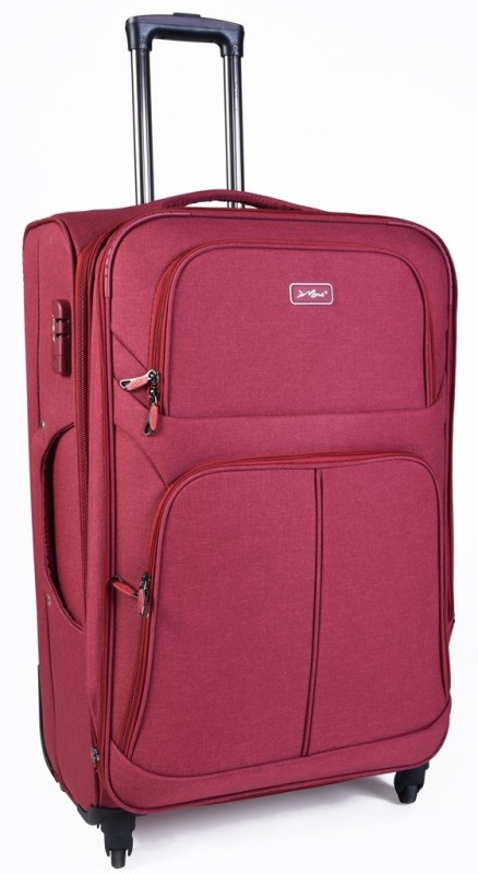 EUROLARK INTERNATIONAL Location Expandable Check-in Luggage - 29 inch(Red)