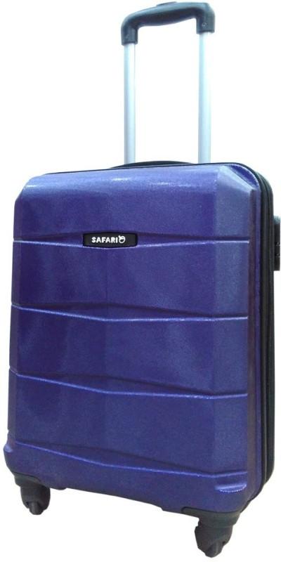 Safari AXIS Cabin Luggage - 21 inch(Purple)