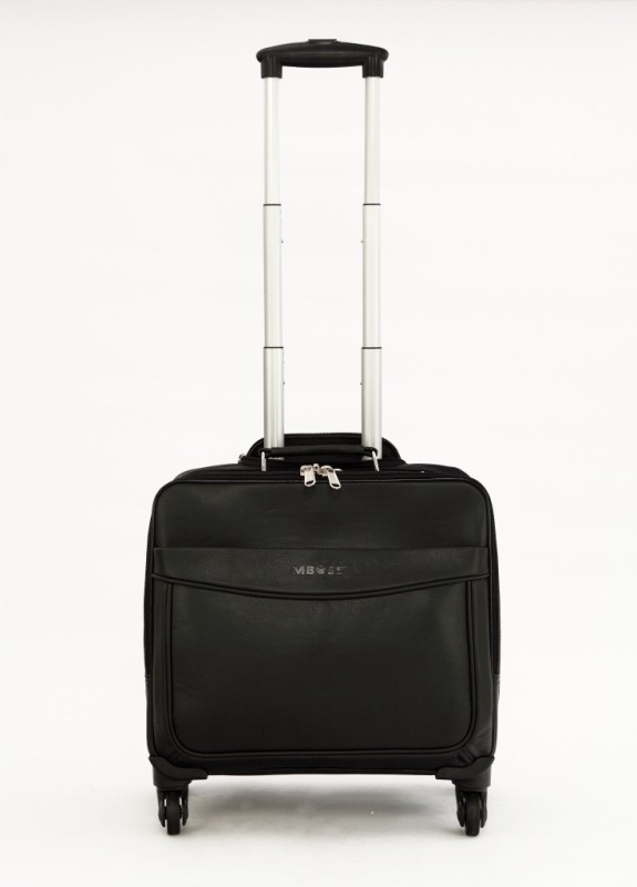 Mboss ONT_ 051_BLACK Cabin Luggage - 5.31 inch(Black)