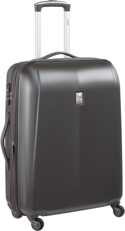 Delsey Extendo 3 Expandable Check-in Luggage - 26.37 inch(Grey)