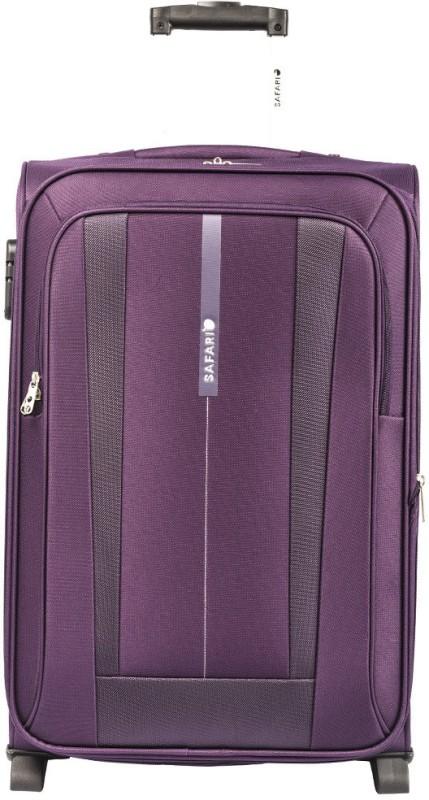 Safari Revv Cabin Luggage - 21 inch(Purple)