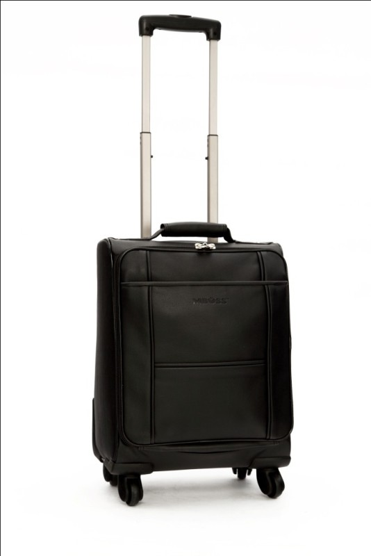 Mboss ONT_082_BLACK Cabin Luggage - 22 inch(Black)