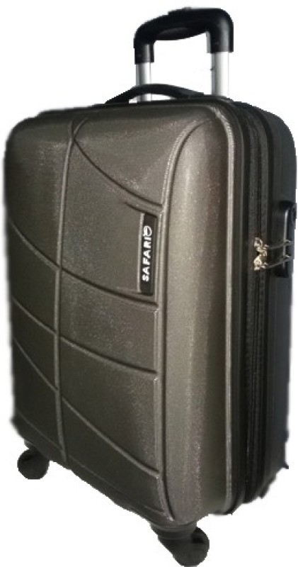 Safari VIVID Cabin Luggage - 20 inch(Grey)