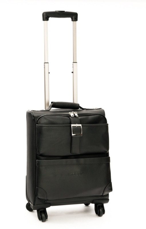 Mboss ONT_081_BLACK Cabin Luggage - 6.69 inch(Black)