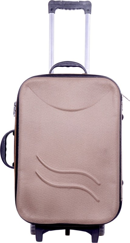 Sk Bags Hkg Klik 20 inch Cabin Luggage - 20 inch(Brown)