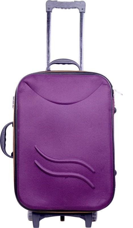 Sk Bags Hkg Klick 20 inch Cabin Luggage - 20 inch(Purple)