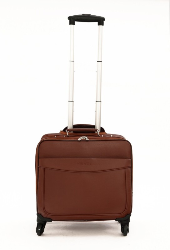 Mboss ONT_051_TAN Cabin Luggage - 5.31 inch(Multicolor)