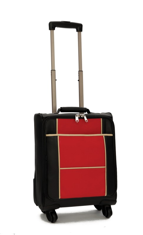 Mboss ONT_084_BLACK Cabin Luggage - 6.5 inch(Black)