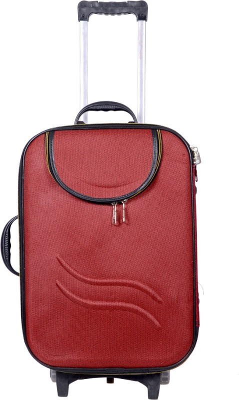 Sk Bags Hkg Ranger 20 Small Cabin Luggage - 20 inch(Red)