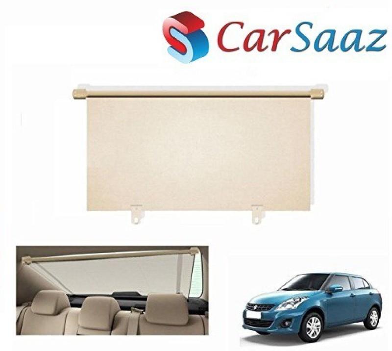 Carsaaz Rear Window Sun Shade For Nissan X-Trail(Biege)