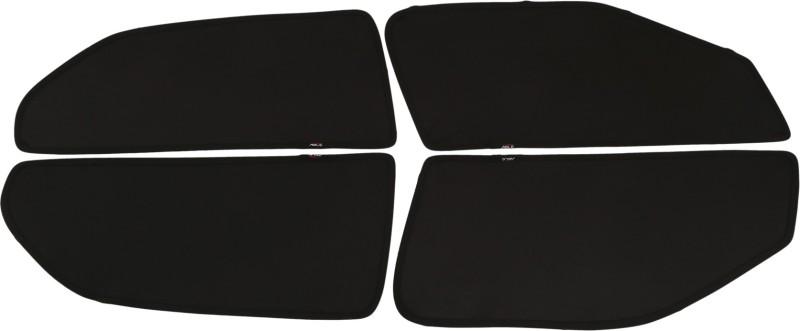 Able Side Window Sun Shade For Honda Jazz(Black)