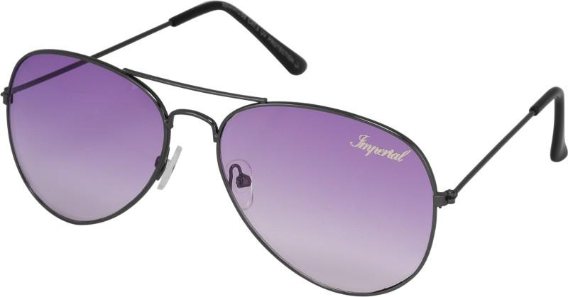 Imperial Club Aviator Sunglasses(Blue)