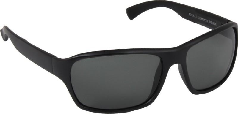 Nirosha Wayfarer Sunglasses(Green) image