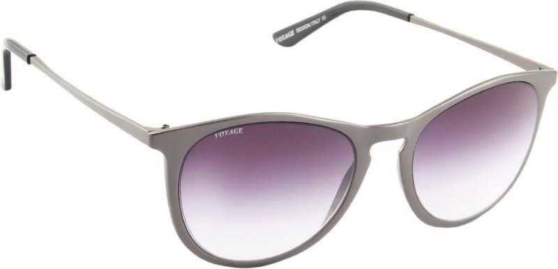 Voyage Cat-eye Sunglasses(Black) image