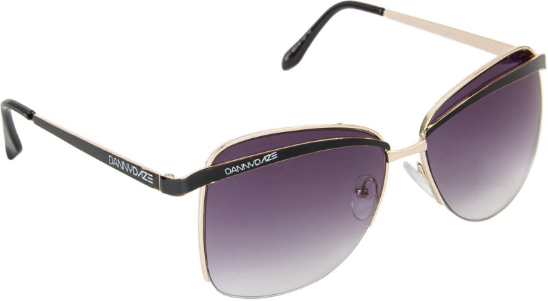 Danny Daze Over-sized Sunglasses(Black) image