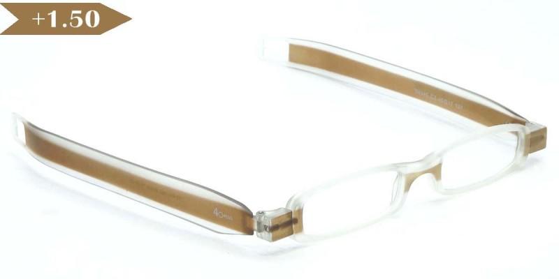 40 XPLUS Full Rim Rectangle Frame(46 mm)