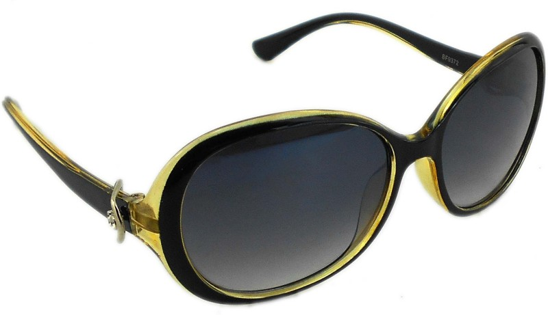 Redeemer Over-sized Sunglasses(Black) image