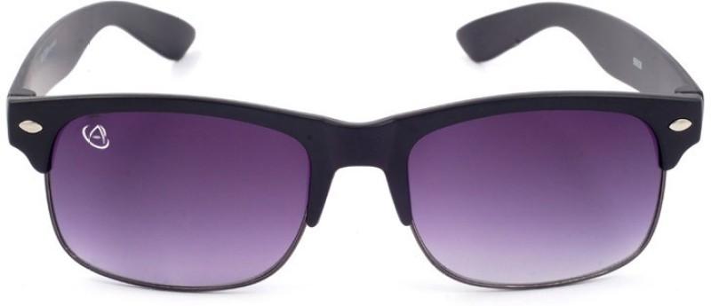 Aventus Rectangular, Wayfarer, Oval Sunglasses(Blue)
