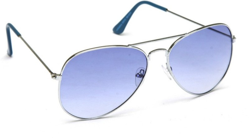 Suiss Blanc Aviator Sunglasses(Blue) image