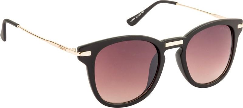 Voyage Wayfarer Sunglasses(Brown) image