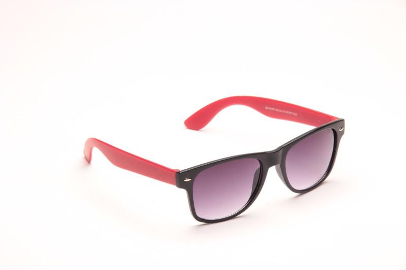 Glitters Wayfarer Sunglasses(Black) image