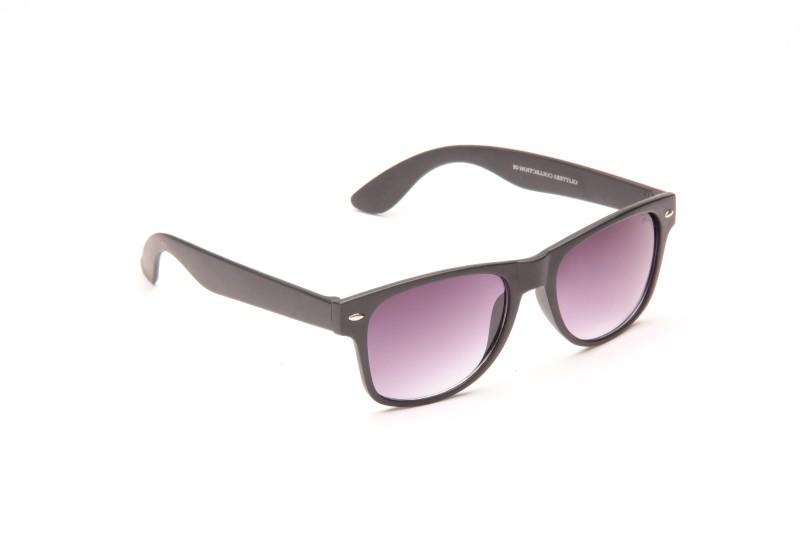 Glitters Wayfarer Sunglasses(Grey) image