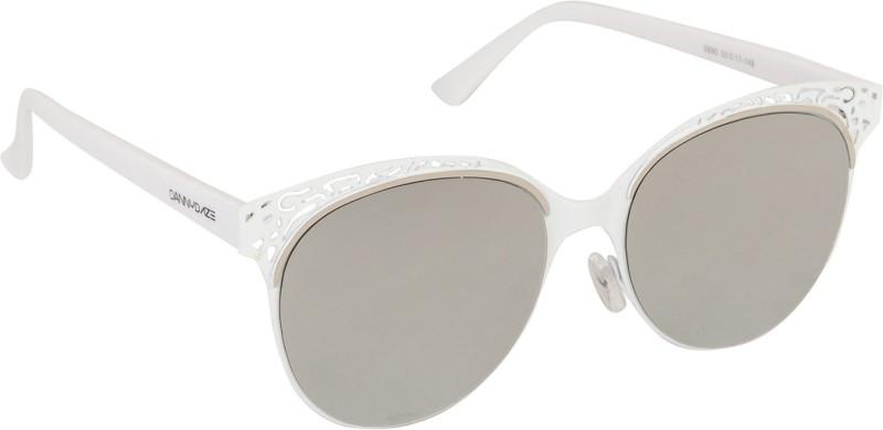 Danny Daze Round Sunglasses(Black) image