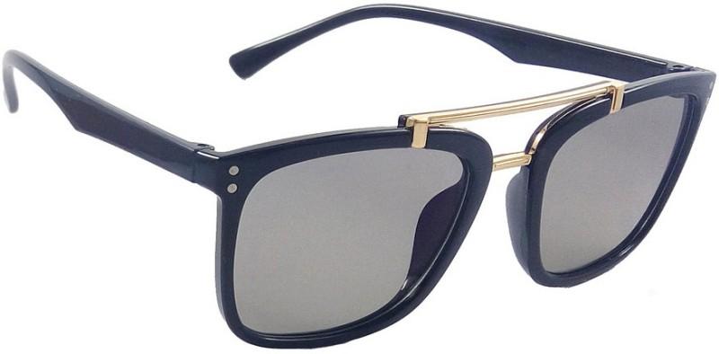 Aventus Wayfarer Sunglasses(Black)