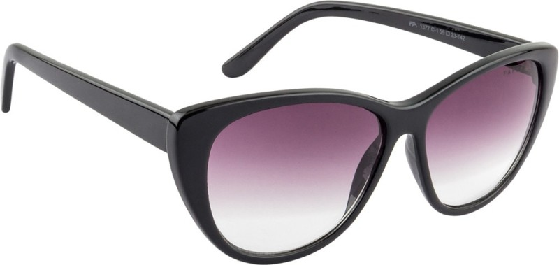 Farenheit Cat-eye Sunglasses(Grey) image