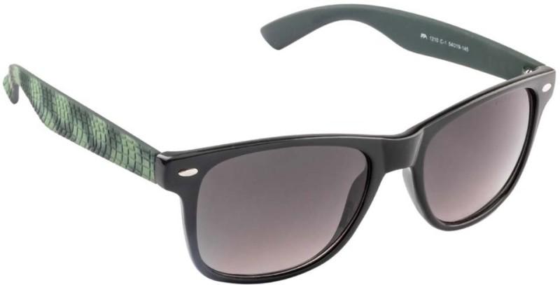 Farenheit Wayfarer Sunglasses(Green) image