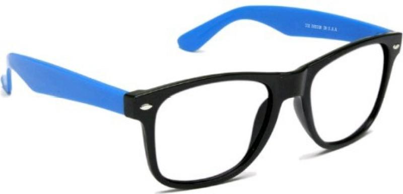 Ausum Wayfarer Sunglasses(Clear) image