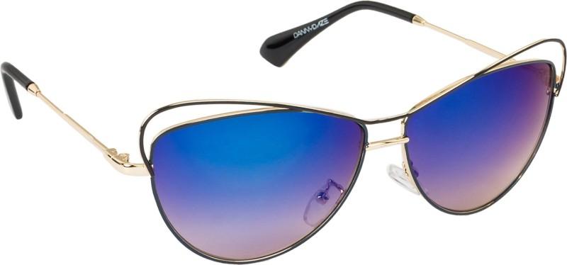 Danny Daze Wayfarer Sunglasses(Blue) image