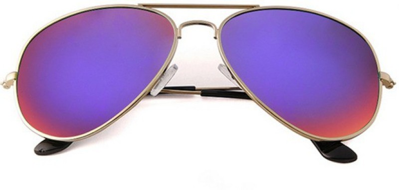 Mark Miller Aviator Sunglasses(Blue) image