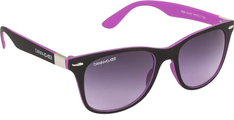 Danny Daze Wayfarer Sunglasses(Violet) image