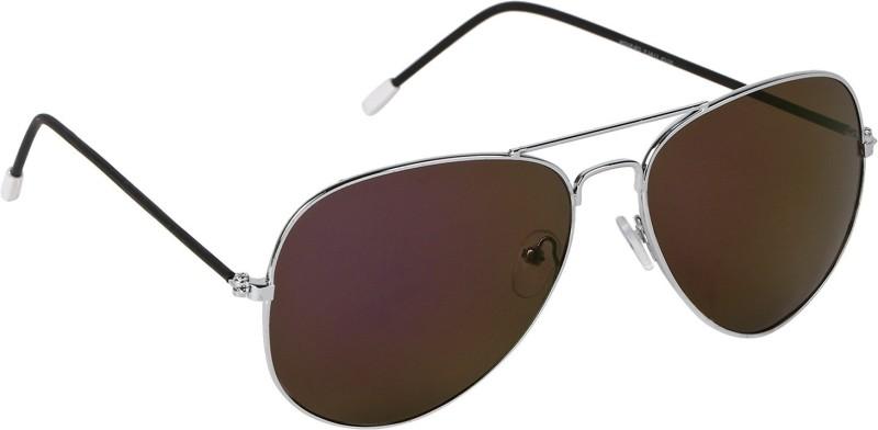 Eccellente Aviator Sunglasses(Multicolor) image