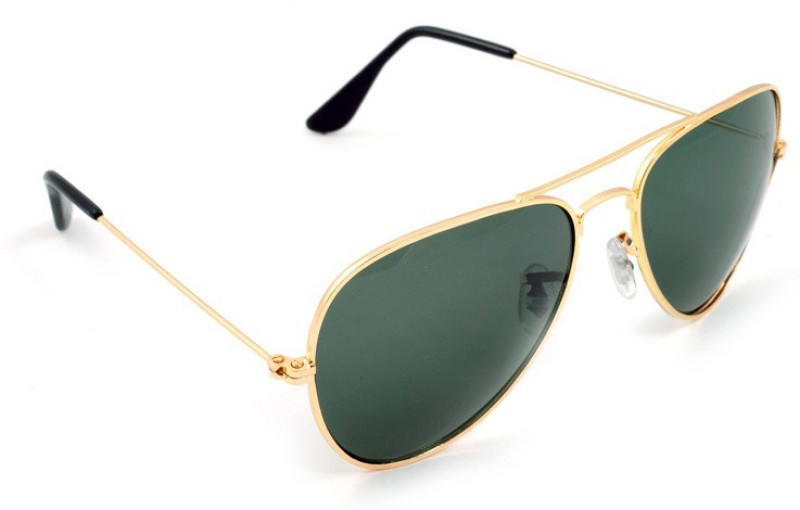 HH Aviator Sunglasses(Green) image