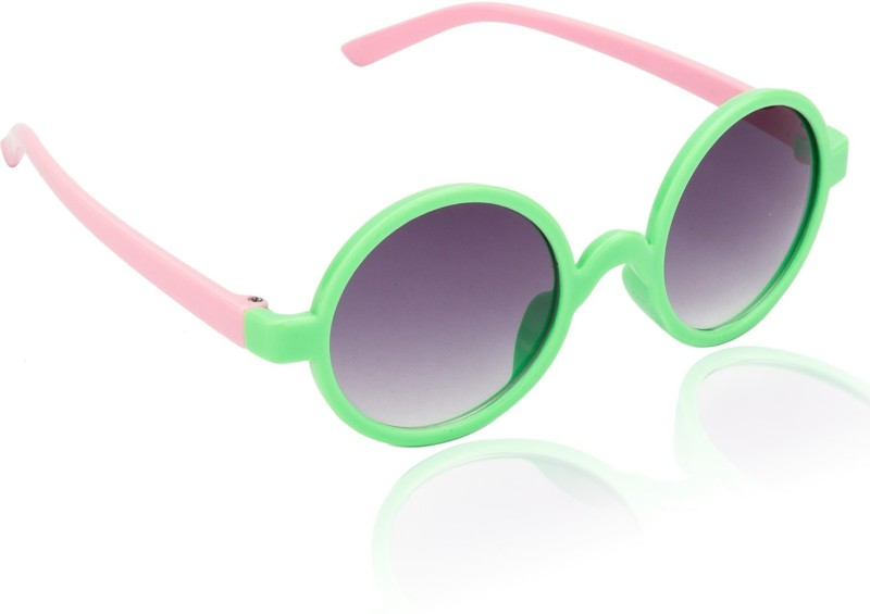 Glitters Round Sunglasses(For Boys & Girls) image.