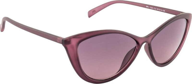 Farenheit Cat-eye Sunglasses(Violet) image
